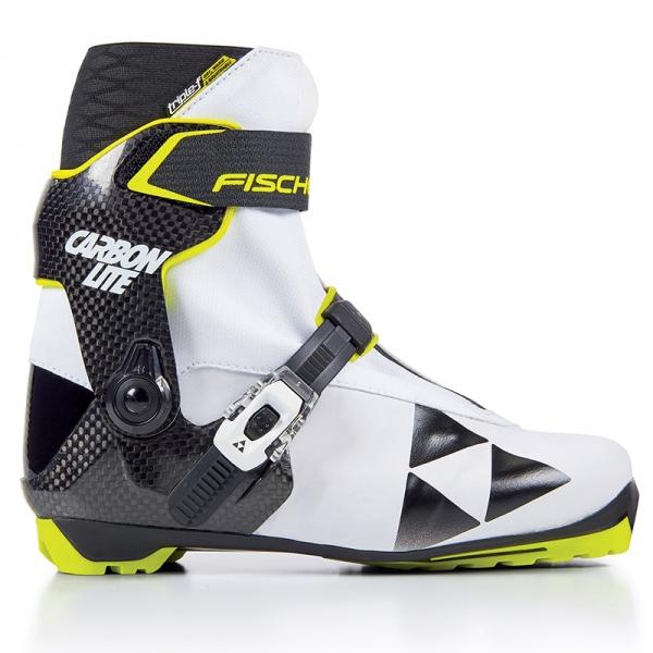 Гоночные лыжные ботинки для конькового хода FISCHER CARBONLITE SKATE WS