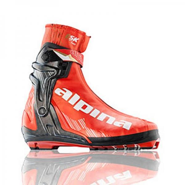 Гоночные лыжные ботинки для конькового хода ALPINA ESK PRO WC