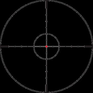 Оптический прицел Leupold VX-R Patrol 1.25-4x20 (30mm) FireDot Special Purpose Reticle
