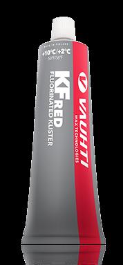 Мазь держания со фтором(клистер) VAUHTI KF RED +10…+2°С