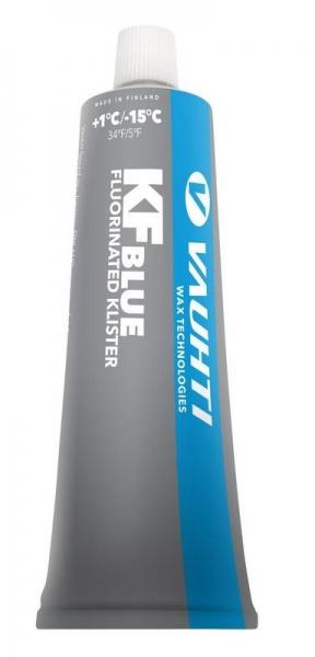 Мазь держания со фтором(клистер) VAUHTI KF BLUE +1...-15С