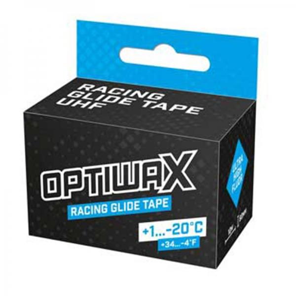 Лента скольжения с ультра высоким содержанием фтора OPTIWAX UHF Glide Tape +1…-20°С