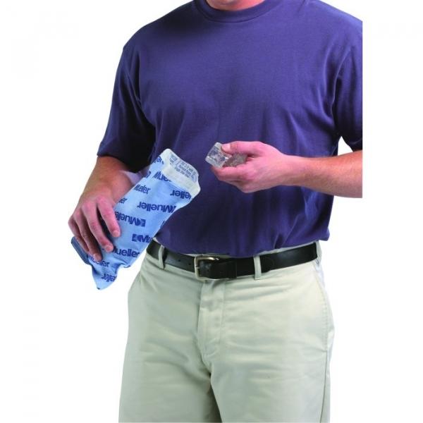 Пакеты для льда Mueller 33107 Ice Bags Single User 15,2 см х 25,4 см 10 шт