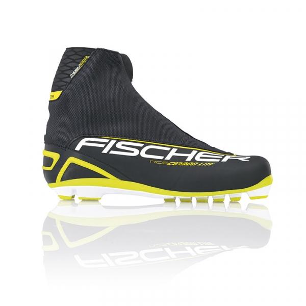 Гоночные лыжные ботинки для классического хода FISCHER RCS CARBONLITE CLASSIC
