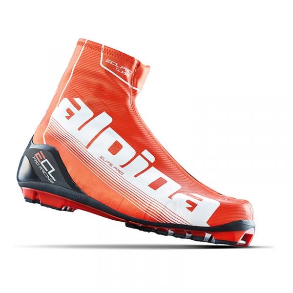 Гоночные лыжные ботинки для классического хода ALPINA ELITE COMP RACE