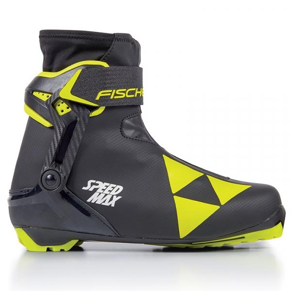 Гоночные лыжные ботинки юниорские для скиатлона FISCHER SPEEDMAX JR SKIATHLON