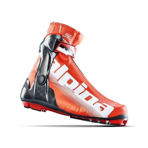 Гоночные лыжные ботинки для дуатлона ALPINA ED PRO CR