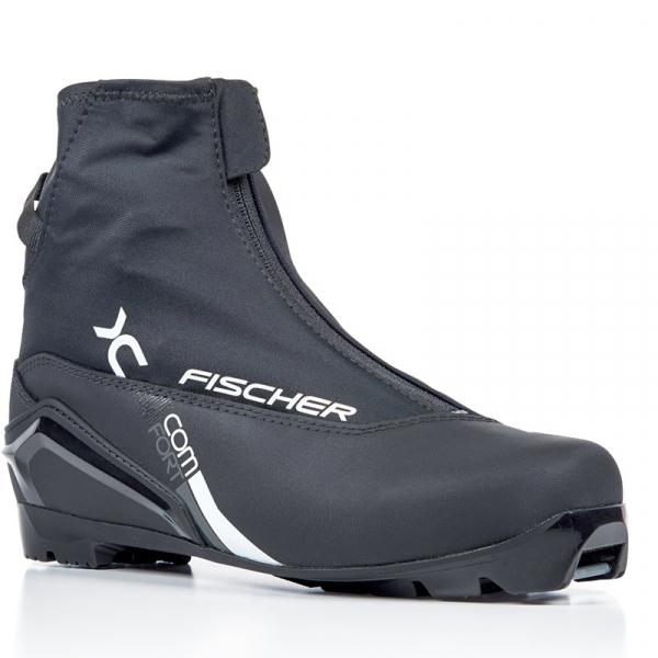 Ботинки лыжные универсальные FISCHER XC COMFORT PRO SILVER