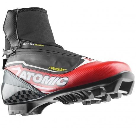Ботинки лыжные для классического хода ATOMIC REDSTER WC Classic