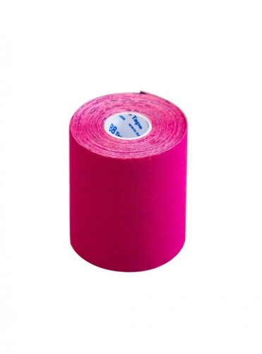 Кинезио тейп BBTape 5см*1м розовый