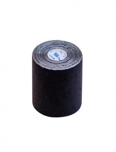 Кинезио тейп BBTape 5см*1м черный