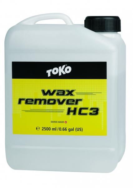 Смывка Waxremover HC3 INT Токо 2500 мл.
