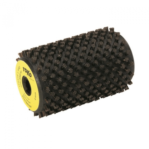 Роторная щетка Toko Rotary Brush Horsehair (RC, конский волос 6 мм) 100mm