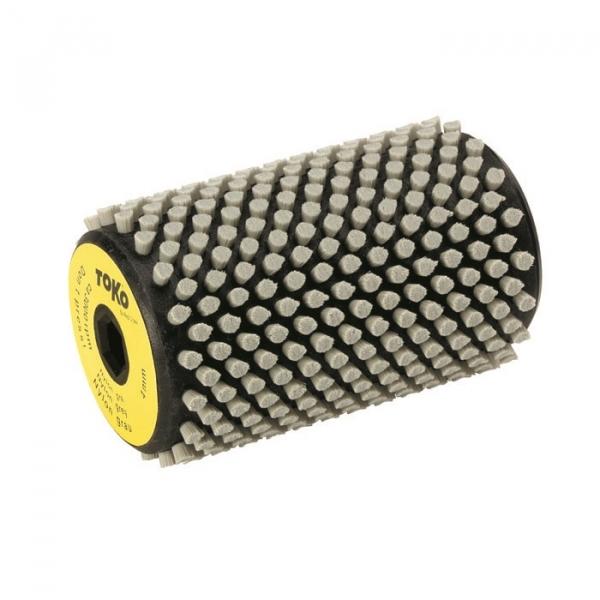 Роторная щетка Toko Rotary Brush Nylon Grey (RC, серый нейлон 4 мм) 100mm