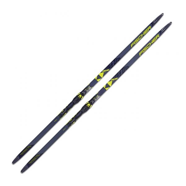Беговые лыжи для классического хода FISCHER CARBON CL PLUS MED IFP