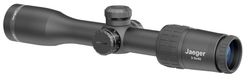Оптический прицел Yukon Jaeger  Jaeger 3-9x40 с меткой X02i