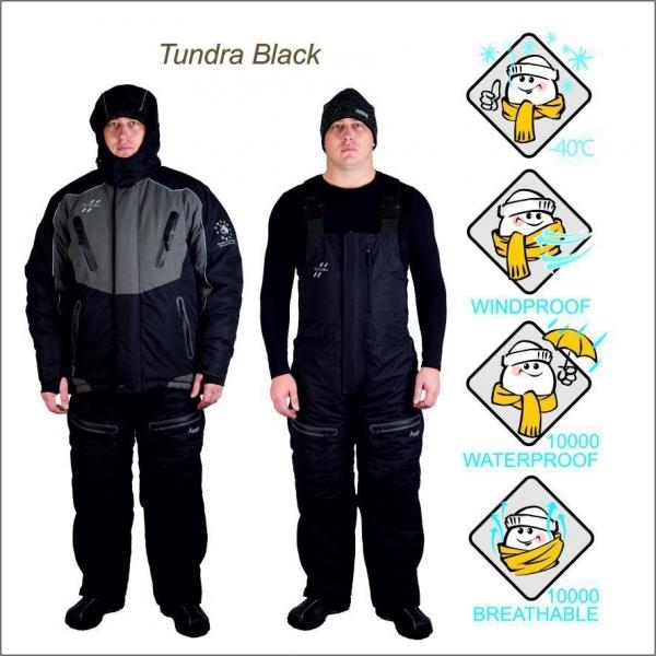 Комплект универсальный зимний CANADIAN CAMPER TUNDRA (куртка+брюки) t - 40 С°