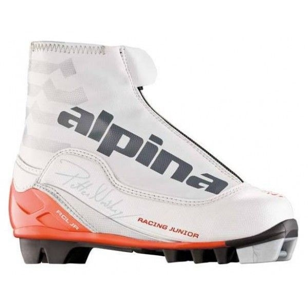 Гоночные лыжные ботинки для классического хода ALPINA  RCL Junior