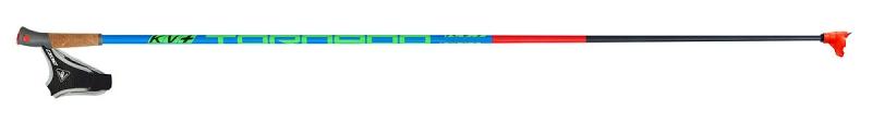 Палки лыжные KV+ TORNADO PLUS JR/QCD