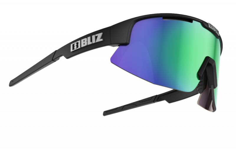 Спортивные очки BLIZ Active Matrix Matt Black M10