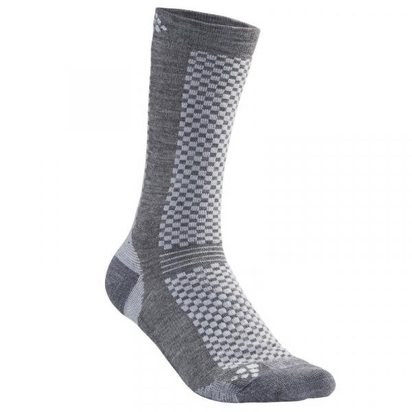Носки в упаковке 2 пары CRAFT Warm средней высоты