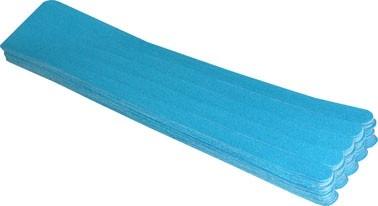 Кинезио тейп преднарезанный BB EDEMA STRIP 5 cм x 25 см голубой