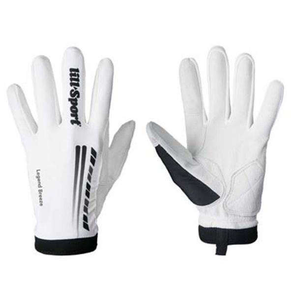 Перчатки для лыжероллеров LillSport Legend Breeze White