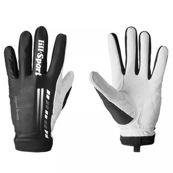 Перчатки для лыжероллеров LillSport Legend Breeze Black