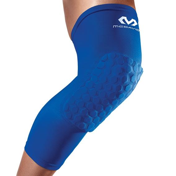 Наколенники баскетбольные удлиненные McDavid Hex Leg Sleeves Protective Pads (пара)
