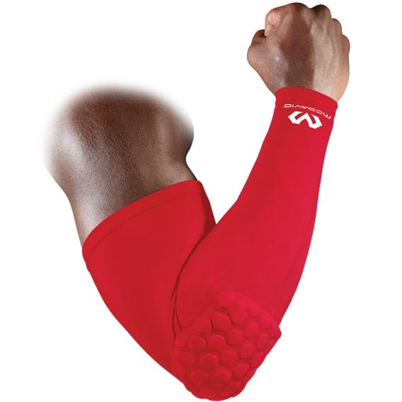 Бандаж McDavid с защитой HexPad для бросковой руки