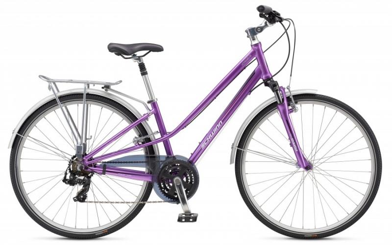 Велосипед SCHWINN Voyageur Commute Women Pur