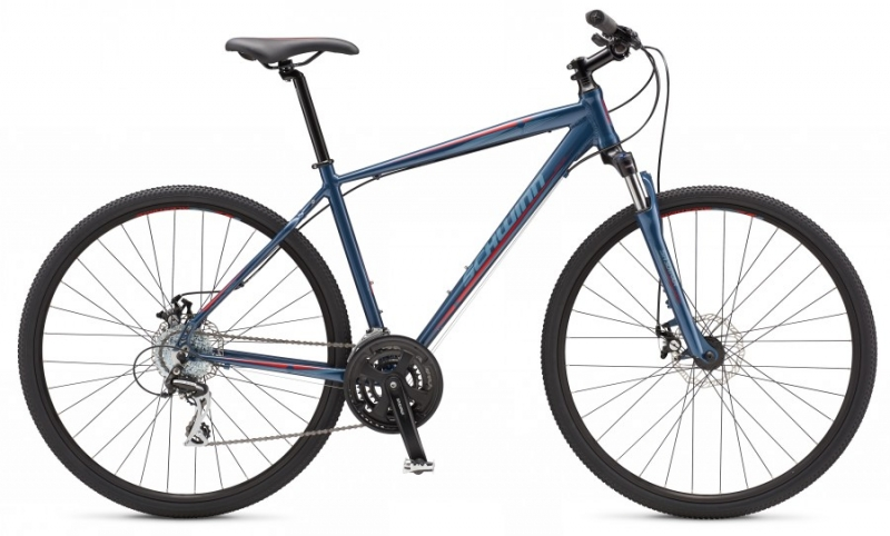 Велосипед SCHWINN Searcher 3 BLU