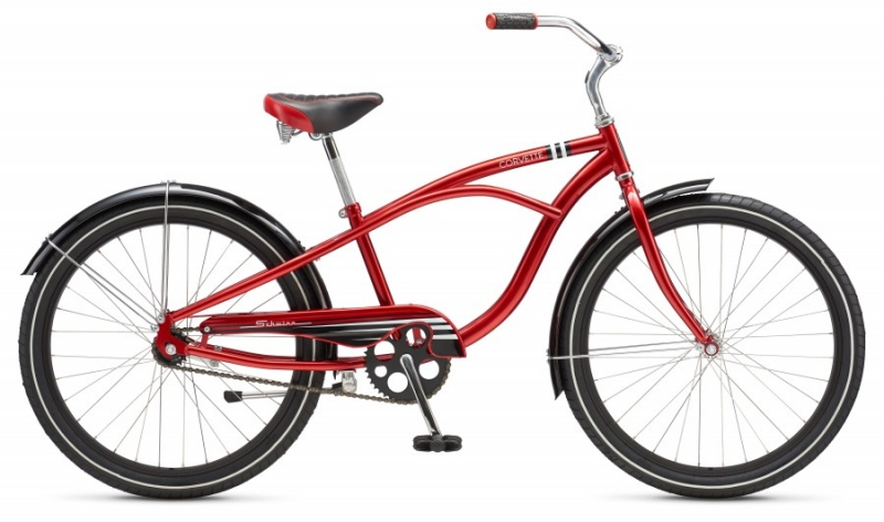 Велосипед подростковый SCHWINN Corvette 24
