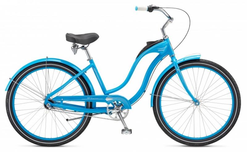 Велосипед SCHWINN Debutante BLU