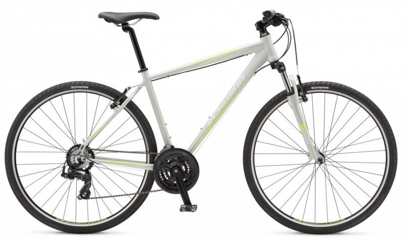 Велосипед SCHWINN Searcher 4 GRY