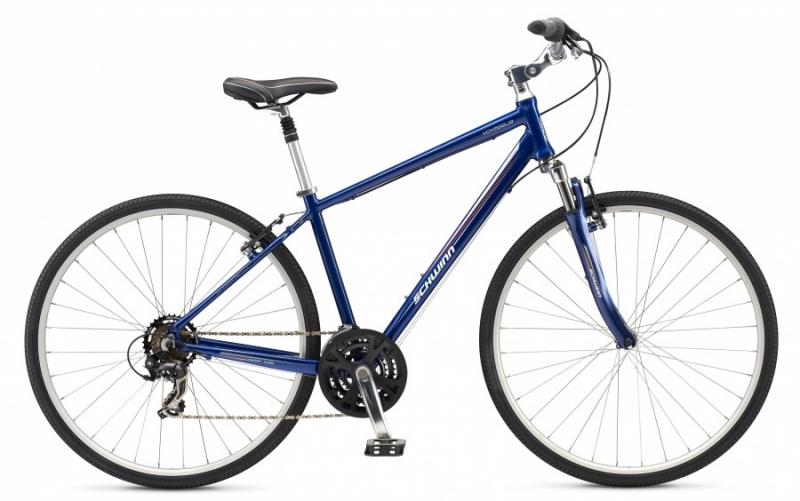 Велосипед SCHWINN Voyageur BLU