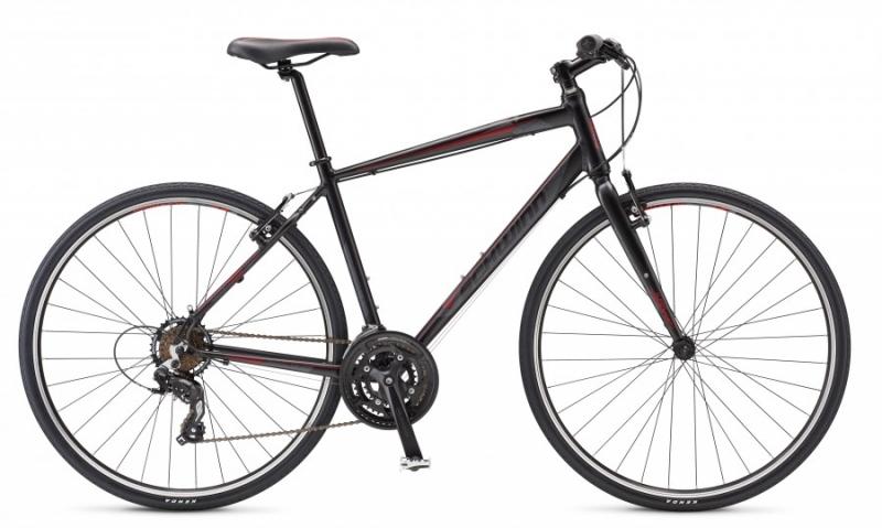 Велосипед SCHWINN Super Sport 3 BLK