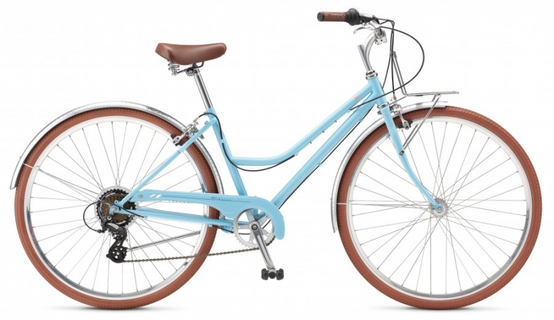 Велосипед SCHWINN Traveler Women BLU (2016)