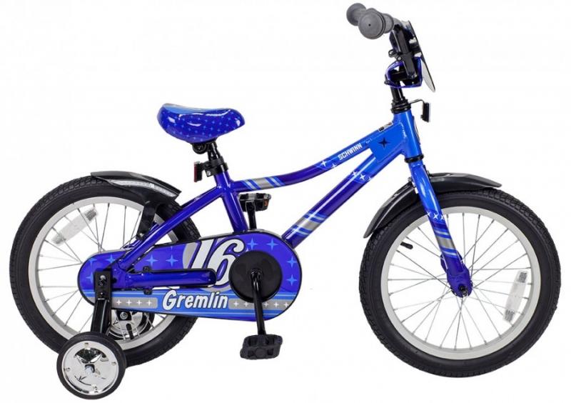Велосипед детский SCHWINN Gremlin BLUE (2016)