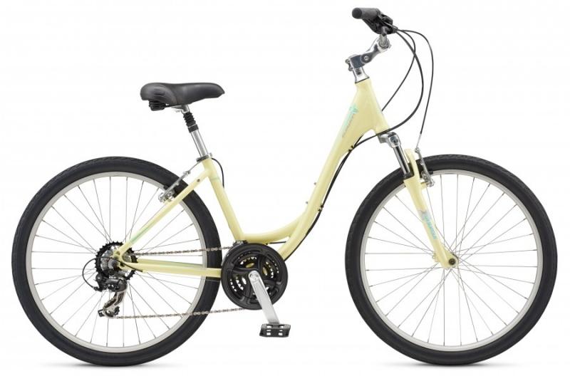 Велосипед SCHWINN Sierra Women YEL (2016)