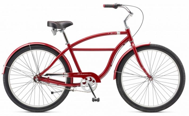 Велосипед SCHWINN Fleet RED (2016)