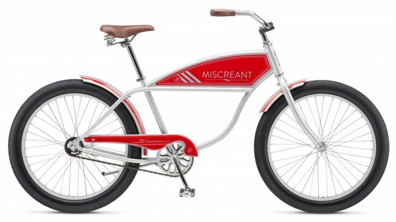 Велосипед SCHWINN Miscreant SLV