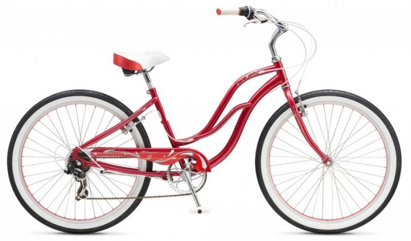 Велосипед SCHWINN Sprite RED (2016)