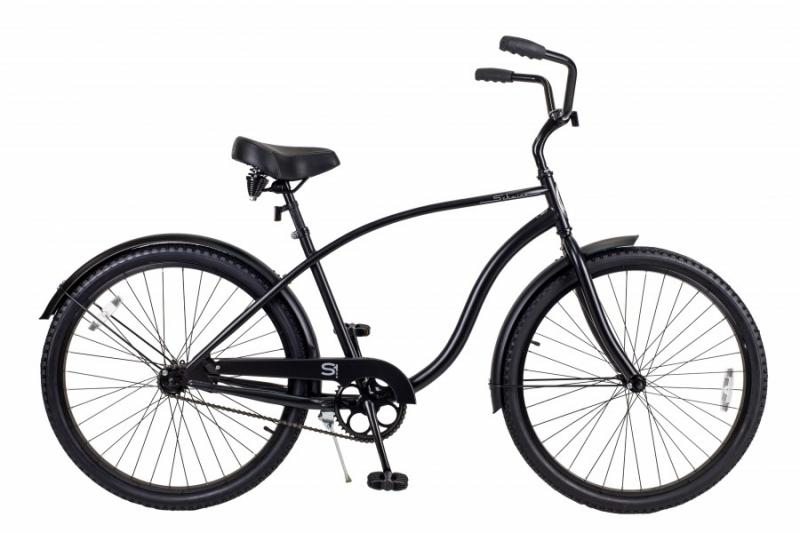 Велосипед SCHWINN S1 BLK (2016)