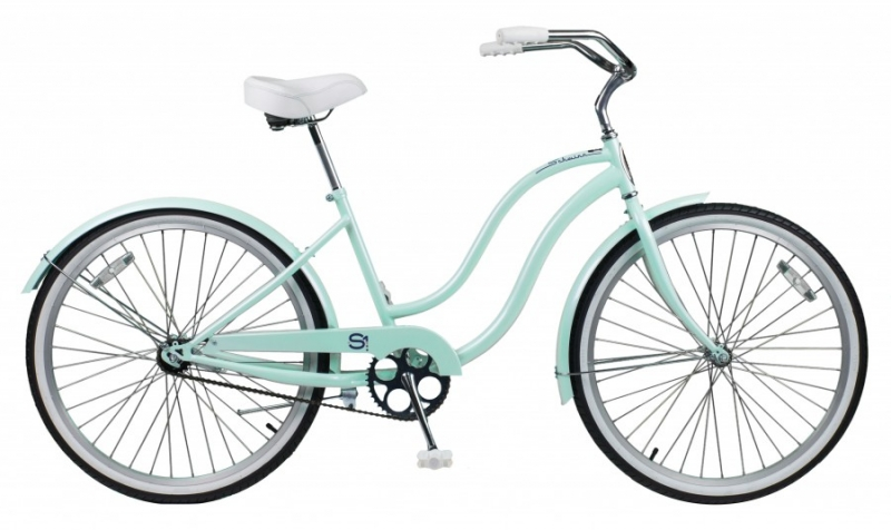 Велосипед SCHWINN S1 women MINT (2016)