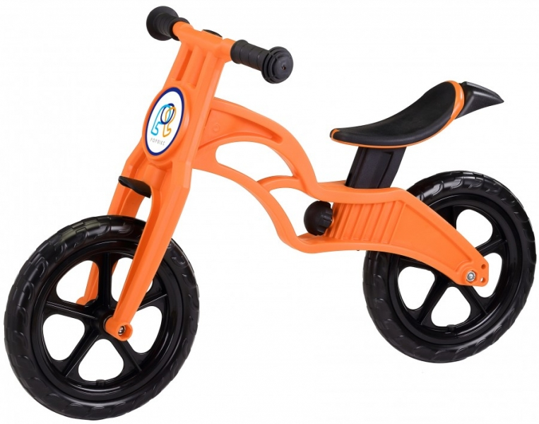 "Беговел POP BIKE Sprint 12"" Orange"