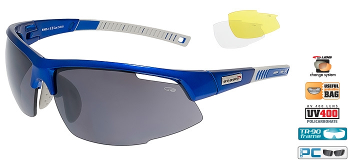 Очки Goggle Falcon E865-4