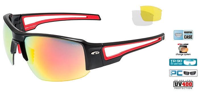 Очки Goggle Zender E885-1