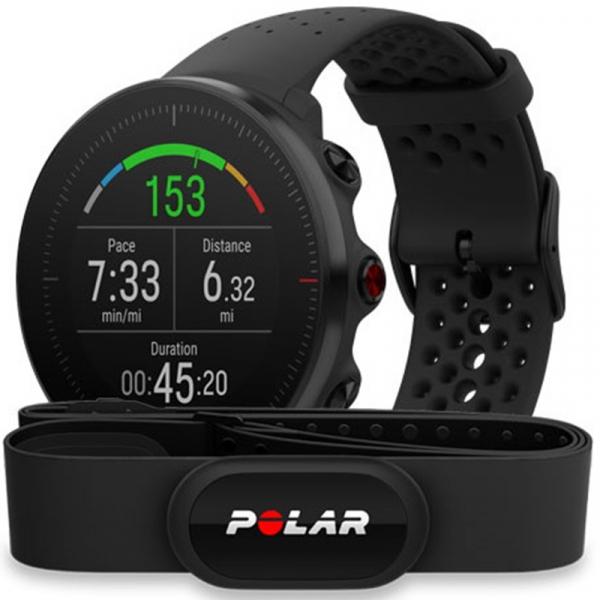 Часы для мультиспорта POLAR VANTAGE V HR с датчиком HR