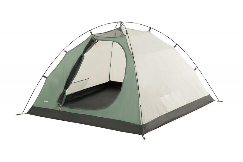 """Двухместная двухслойная туристическая палатка """"Palermo 2"""" Trek Planet"""